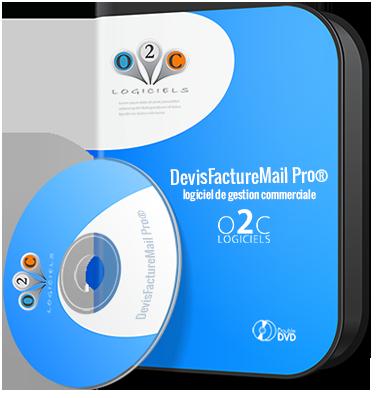 DevisFactureMail Pro® : solution de gestion de l'activité commerciale