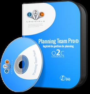 Logiciel de gestion de planning PlanningTeam Pro